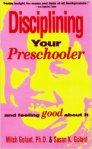 disciplining your preschooler